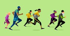 Starting a new running habit doesn't have to be hard. The Well Guide makes it easy to get started, get inspired and stay on track. Are you ready? Let's go!