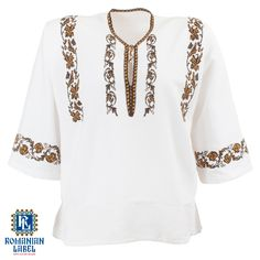 $105 Choose to be different and wear a vintage traditional blouse in creative yet sophisticated manners Unique Vintage, Cover Up, Traditional, Manners, Sweaters, How To Wear, Blouses, Creative, Tops