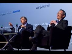 Bill Gates & Energy Secretary Steven Chu Discuss 21st Century Energy Challenges