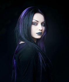 Gothic frauen bilder