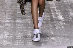 Wang Leather Moccasi