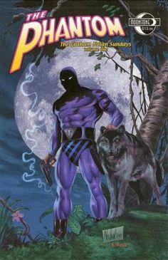 The Phantom by Graham Nolan