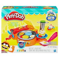 "Play-Doh Breakfast Cafe - Hasbro - Toys ""R"" Us"