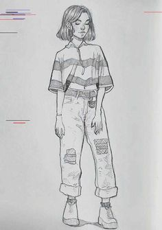 best drawing tips, disney drawings, drawing people of techniques, great examples of various drawings. Girl Drawing Sketches, Cool Art Drawings, Pencil Art Drawings, Drawing Ideas, Pen Sketch, Drawing Tips, Girl Sketch, Drawing Of A Boy, Easy Drawings Of Girls