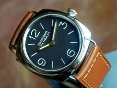 Panerai PAM 232 Base Model with a Simple Elegant Look... This is the type of watch you buy and pass down generation to generation.