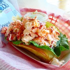 Lobster Roll   The Best Things We Ate in July. In this series, we round up the best restaurant meals, blog recipes + at-home cooking adventures from the month.
