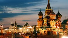 Divia Thani Daswani visits Moscow and Saint Petersburg and finds a country visibly at odds with itself