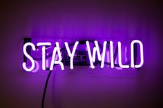 Stay Wild ($140)