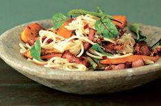 Špagety 20x jinak   Apetitonline.cz Tacos, Mexican, Ethnic Recipes, Food, Essen, Meals, Yemek, Mexicans, Eten