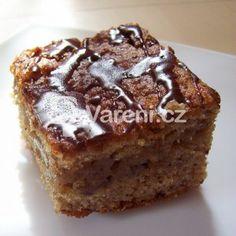 Fotografie receptu: Cuketový koláč s čokoládou