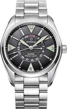 Eterna - Kontiki Automatic 4 Hands Eterna-matic | 1592-41-41-0217