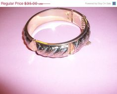 25 OFF SALE Gorgeous Gold Filled Bracelet For Repair by MICSJWL, $26.25