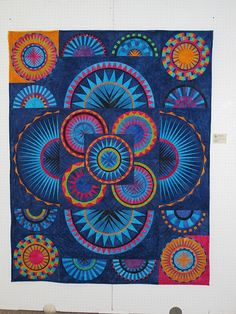 new york beauty quilts | New York Beauty Quilt Inspiration / New York Beauties in Perfektion