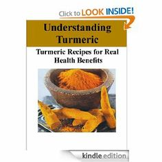Understanding Turmeric - Turmeric Recipes for Real Health Benefits by Olga Stojic. $3.49. 14 pages. Have you ever cooked anything that contained turmeric? Indian cuisine has been using turmeric for at least 25 centuries...any why? It's because turmeric not only adds an exotic flavor to the food, but brings about many positive health changes as well.                             Show more                               Show less