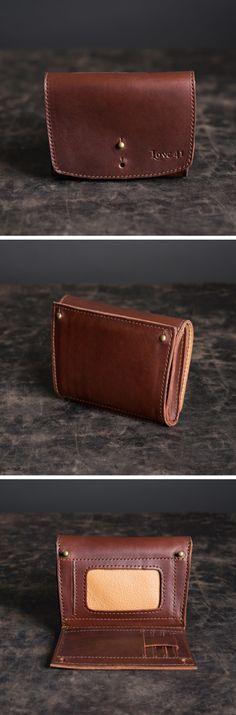 The Love 41 Small Clutch Wallet | 41 Year Warranty | $68.00