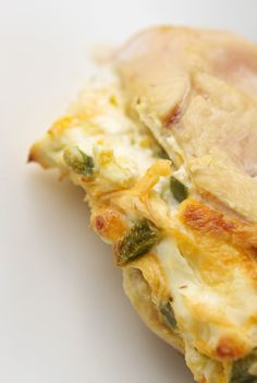 Pip & Ebby - what an awesome website... Jalapeno Cream Cheese Stuffed Chicken Breasts