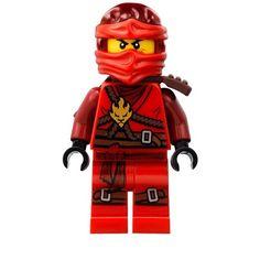 LEGO NinjaGo MiniFigure Hands of Time, w// Black Armor Cole 70623 **USED**