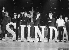 Today is Sun Feb. 9, 1964!