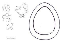 disegni, idee e lavoretti per la scuola dell'infanzia... e non solo Diy And Crafts, Crafts For Kids, Rainbow Crafts, Stuffed Animal Patterns, Spring Crafts, Easter Crafts, Kids And Parenting, Coloring Pages, Origami