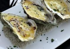 Hot Oysters in Charente – Recipes – Franz … – World Food Shellfish Recipes, Seafood Recipes, Baked Oyster Recipes, Grilled Oysters, Salty Foods, Beer Recipes, Appetisers, French Food, Food Presentation