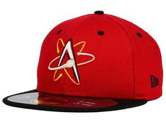 0ac81ffbddc Albuquerque Isotopes New Era MiLB AC 59FIFTY Cap