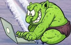 Risultati immagini per troll