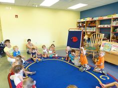 DAY 12: Attend a storytime with your child!