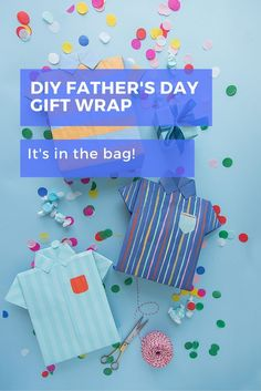 Look no further for the perfect gift wrap for dad's present.  Perfect your origami skills with a bit of brown paper and hey presto. The smartest looking gift wrap you'll ever see! #diygiftwrap #fathersday #wrapping