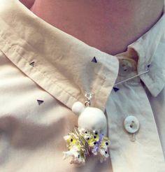#jewelry #minimalisticjewelry #handcrafted #design #fashion #minimalism #artjewelry #porcelain #style #contemporaryjewellry #jewellery #necklace #tenb #tenbstudio