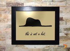 The Little Prince Quote on Wooden Frame  This is not by InPhoenix