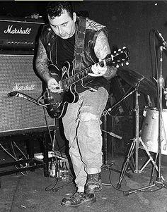 P. Paul Fenech, The Meteors. Bands, Good Music, My Music, Brylcreem, Teenage Werewolf, Teddy Boys, Gothabilly, Honky Tonk, Ska