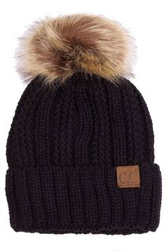 16aaeb6be69 We ve been adding products! Shop Lined Knit Hat wi... here
