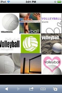 Did I mention volleyball? ;)
