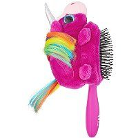 The Wet Brush Detangling Plush Brush has a kid-friendly grip on a brush that gently glides through tangles without breakage, pain or tears. Yarn Crafts For Kids, Diy Crafts For Adults, Diy Crafts To Sell, Diy Home Crafts, Fun Crafts, Weaving Projects, Diy Craft Projects, Biscuit, Quick And Easy Crafts