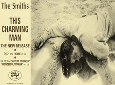 The Smiths - This Charming Man Promo Poster - Mini Print