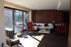 Salón espacioso, mucha luz.  Venta Chalet individual 5 dormitorios Las Rozas de Madrid Ref: 3367-1390 RE/MAX Horizon - www.misviviendas.com