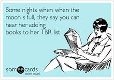 The Broke and the Bookish : Keeping Track of the TBR-list