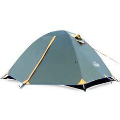 Hewolf Outdoor Double-layer Double Tent-32.27   GearBest.com