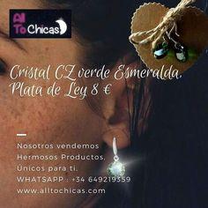De @alltochicas la tienda online de mi hija y mi mujer. Ah! Y en Colombia mi cuñada @puentesamaya  #piezasunicas #hechoamano #Zirconita #cristalCZ #PlatadeLey #ventaweb www.alltochicas.com #WhatsApp 34 649219359 Contáctanos. Te diremos los #pendientes o #aretes adecuados para ti según tu #horóscopo #alltochicas #osgustara