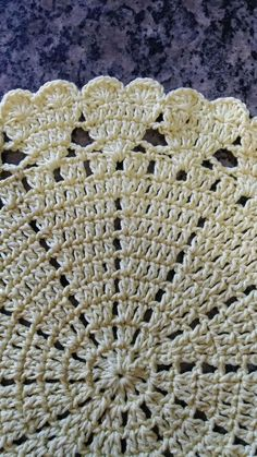 Flower crochet doilies, Crochet placemats, Cotton beige doilies, Thanksgiving gift idea - Her Crochet Crochet Doily Rug, Crochet Placemats, Crochet Dollies, Crochet Potholders, Crochet Doily Patterns, Cotton Crochet, Crochet Home, Thread Crochet, Crochet Flowers