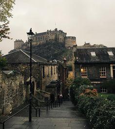 It's gloomy in Edinburgh  by bethany_dean