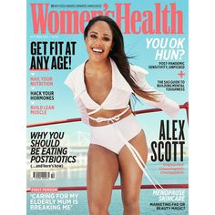 Alex Scott, Beauty Magic, Award Winner, Menopause, Build Muscle, Skin Care, Marketing, Health, Fitness