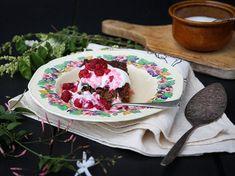 Hazelnut Cake Recipe with Ginger - Viva