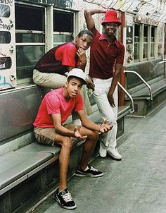 Youth Culture and Energy of the 80s New York – Fubiz Media