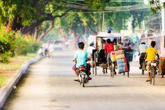 Nyaung U Bagan, Burma