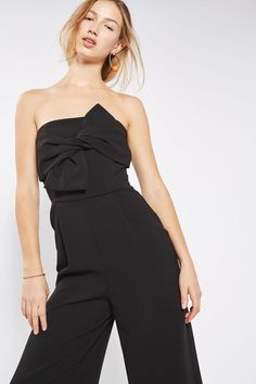 496bfc2e9fca Tie Bandeau Jumpsuit - New In Fashion - New In