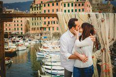 Engagement in Riviera Ligure | Engagement photo inspiration | Due Fotografe | Italian wedding photographer