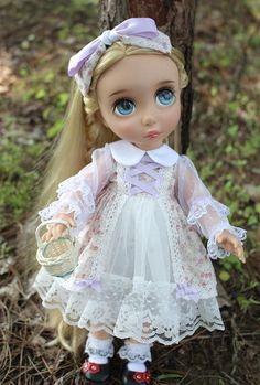 Disney Animator 16 doll clothes fit 1/4 MSD BJD by darlingja                                                                                                                                                                                 More