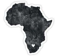 I Love South Africa Sticker Finger Tattoos, Body Art Tattoos, New Tattoos, Small Tattoos, Tatoos, African Tribal Tattoos, Africa Tattoos, Afrika Festival, Mandela Tattoo
