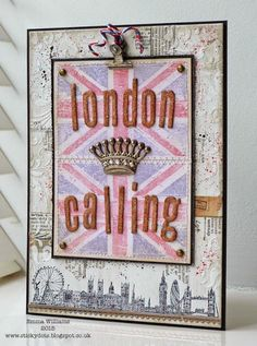 That's Life: Let's Be Royal ~ Simon Says Stamp Monday Challenge